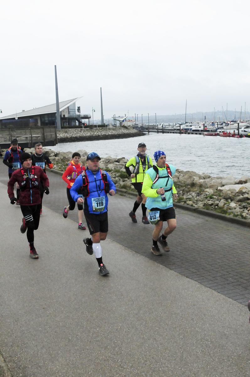 Portland Coastal Marathon – 5.2.17 – www.bustinskin.com