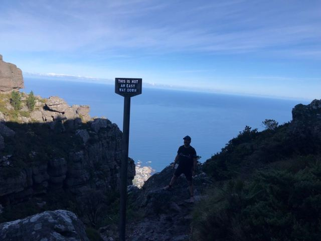 The India Venster Trail – Runners Knees